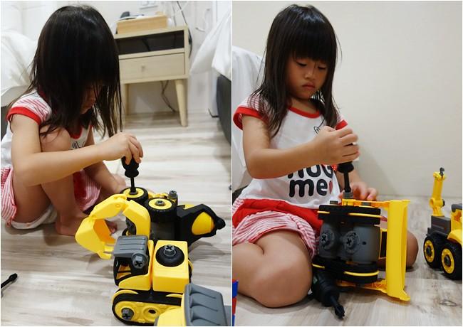 My Children 麥琪親子選物 SMART積木車 訓練手部小肌肉 手眼協調 (5)