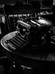Underwood Nº 4 Typewriter