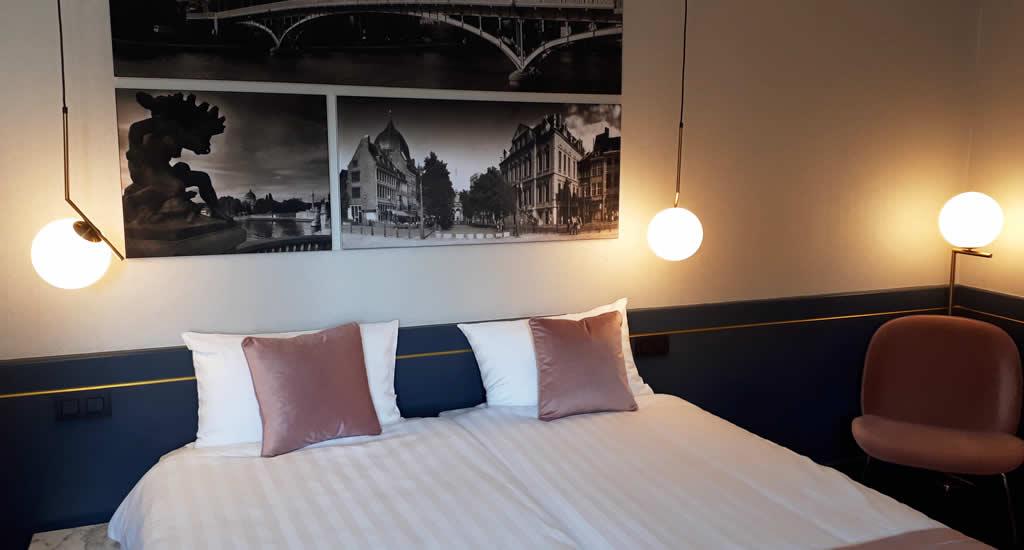 Leuk hotel in Luik: Amosa Hotel | Mooistestedentrips.nl
