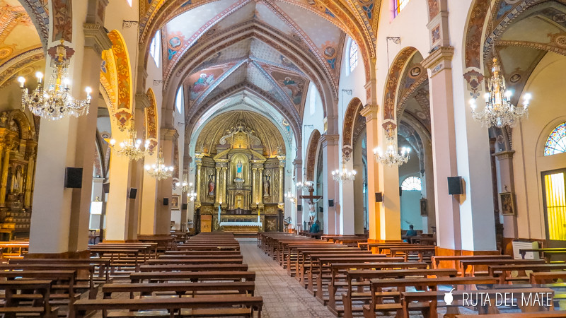 Iglesia del Santísimo Sacramento de Tandil