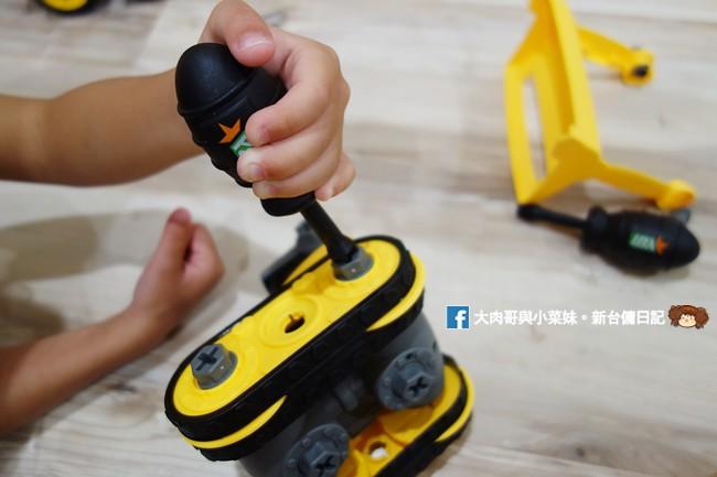 My Children 麥琪親子選物 SMART積木車 訓練手部小肌肉 手眼協調 (35)