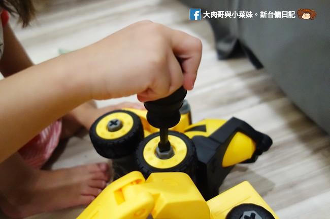 My Children 麥琪親子選物 SMART積木車 訓練手部小肌肉 手眼協調 (22)