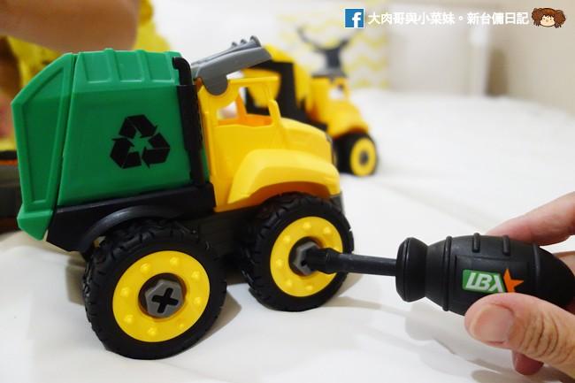 My Children 麥琪親子選物 SMART積木車 訓練手部小肌肉 手眼協調 (21)