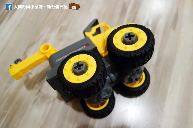 My Children 麥琪親子選物 SMART積木車 訓練手部小肌肉 手眼協調 (20)