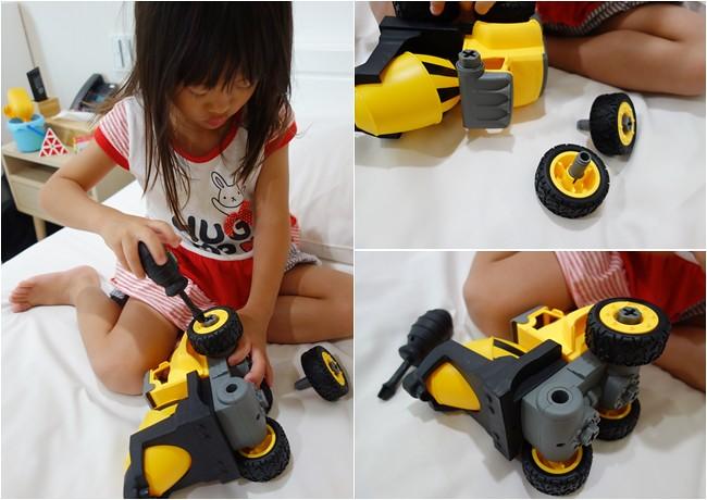 My Children 麥琪親子選物 SMART積木車 訓練手部小肌肉 手眼協調 (14)