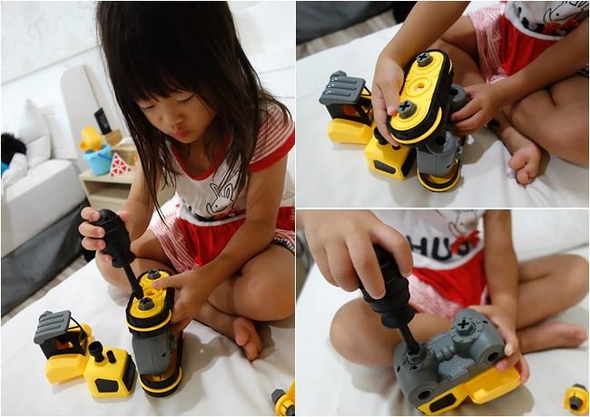 My Children 麥琪親子選物 SMART積木車 訓練手部小肌肉 手眼協調 (13)