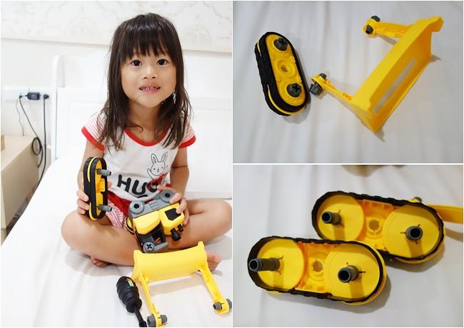 My Children 麥琪親子選物 SMART積木車 訓練手部小肌肉 手眼協調 (11)