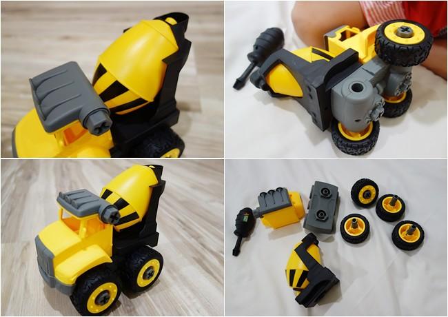 My Children 麥琪親子選物 SMART積木車 訓練手部小肌肉 手眼協調 (10)