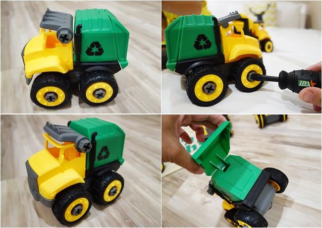 My Children 麥琪親子選物 SMART積木車 訓練手部小肌肉 手眼協調 (8)