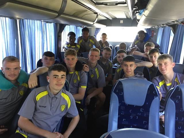 Burton Albion U18s | Holland Trip 2019
