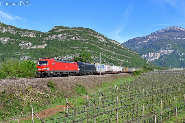 E 193.342 + E 193.708 - Serravalle all'Adige