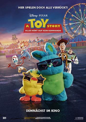 Toy Story   Alles hört auf kein Kommando, A
