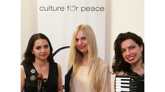 Austria-2019-07-04-UPF-Austria Launches 'Culture for Peace'