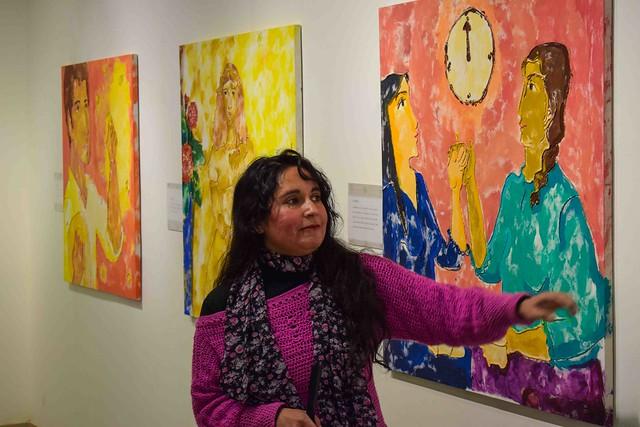 Exposición Macondo en Visiones - Silvia Vargas