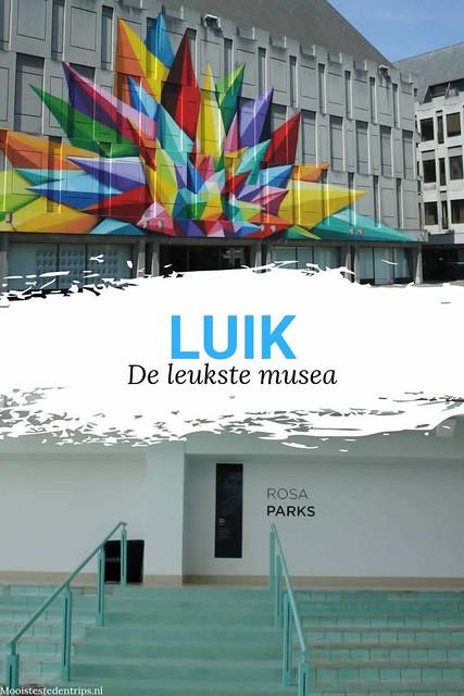 Musea in Luik: ontdek de mooiste street art en leukste musea in Luik | Mooistestedentrips.nl