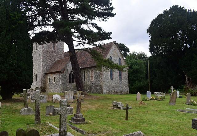 St Peter & St Paul Church Upper Hardes, Kent