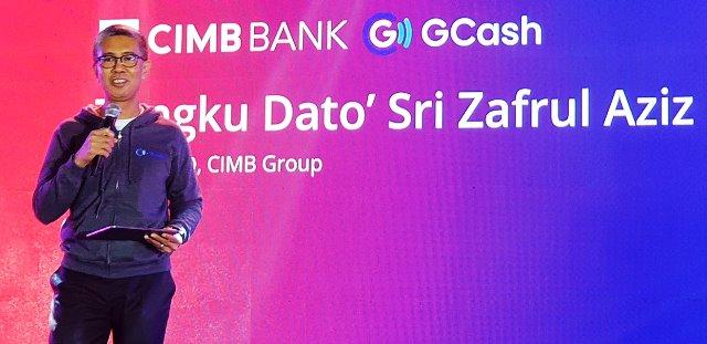 CIMB Bank and GCash Announced 500K Customers