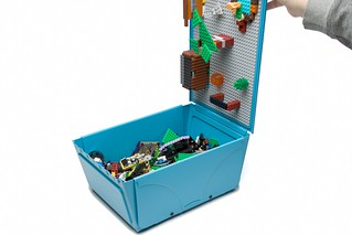 Banderbox: storage solution for your kids' LEGO on Indiegogo