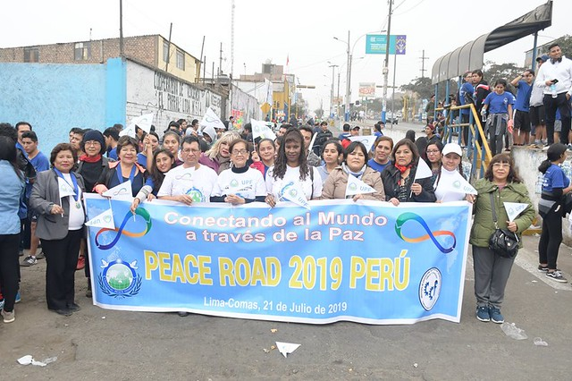 Peru-2019-07-21-UPF-Peru Holds Second Peace Road Event of 2019