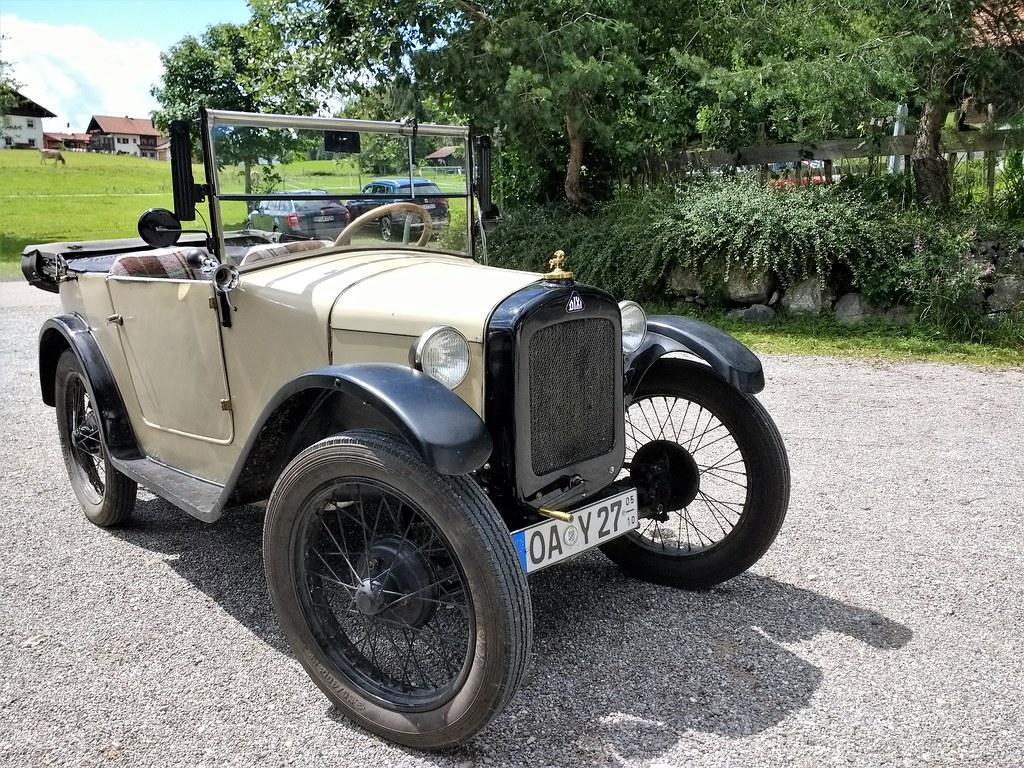 DIXI Tourer 1927 (135342350) | 1927 DIXI 3/15 Tourer - today… | Flickr