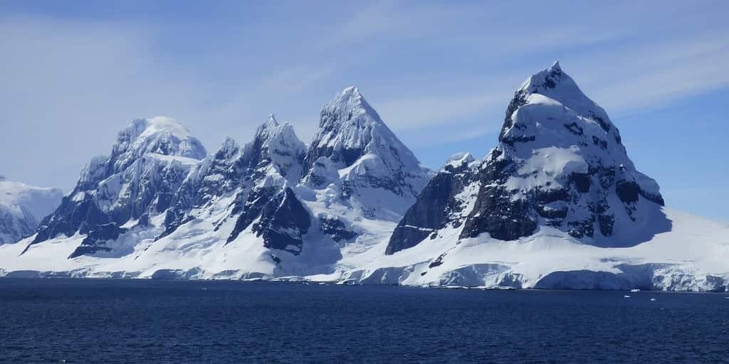 Le fer de l'Antarctique pour suivre les nuages interstellaires