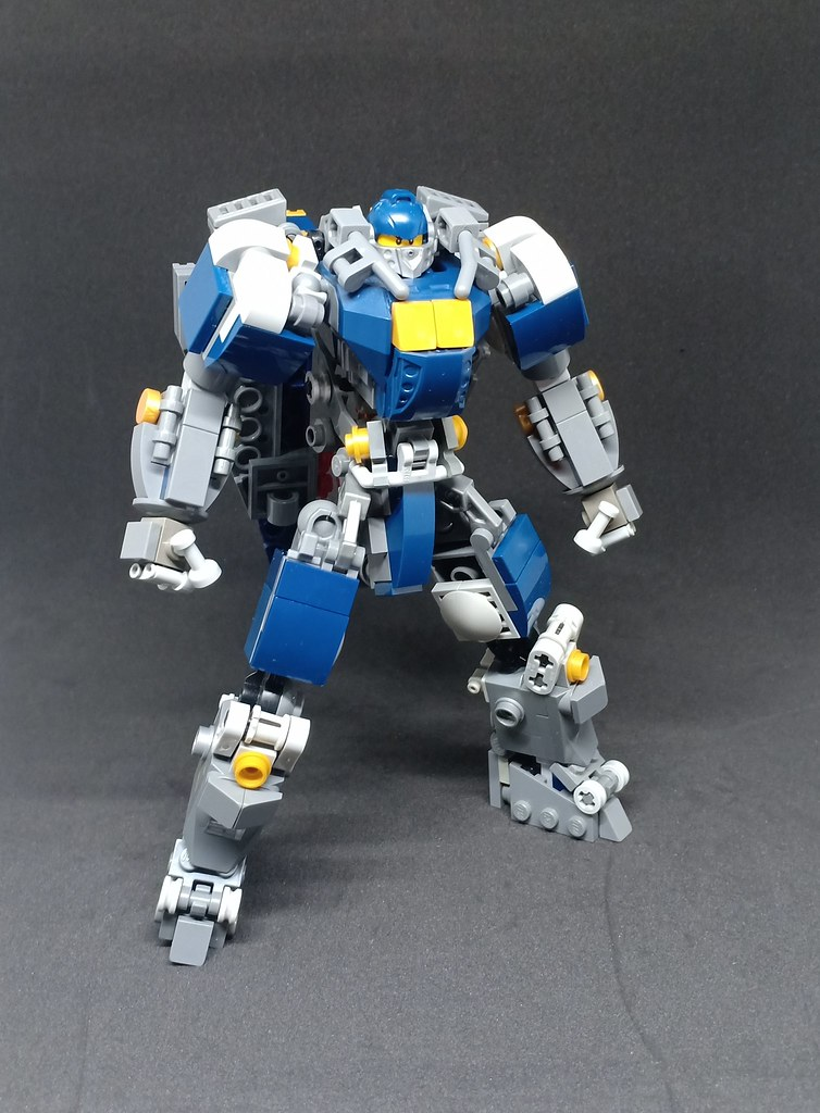 New and improved Clay's Battlesuit
