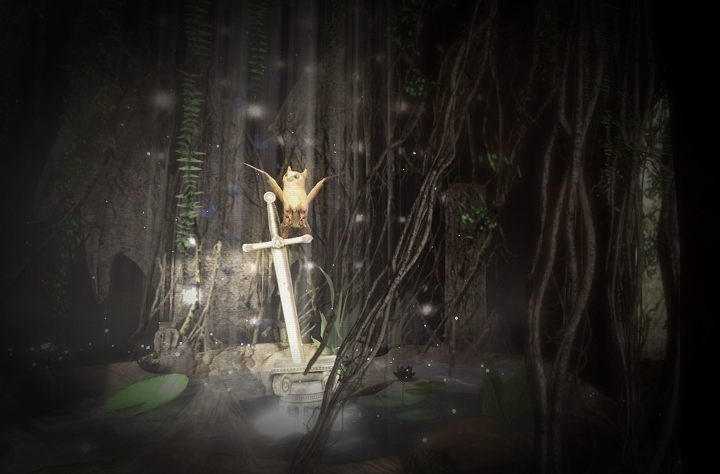 The Fabled Sword