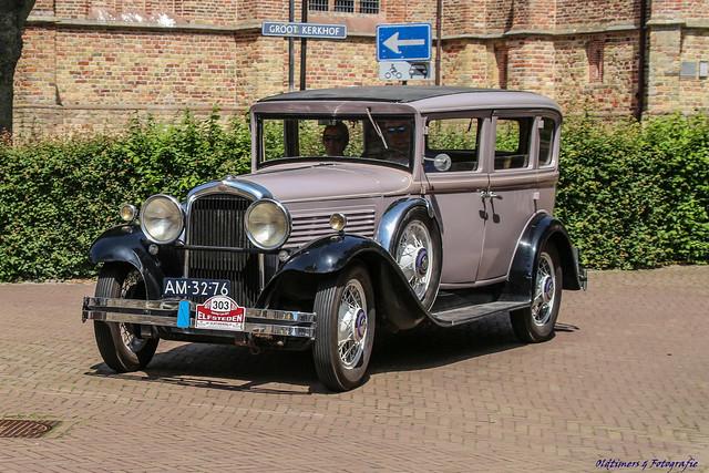 1930 Marmon 8-69 4D Sedan - AM-32-76