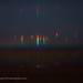 Spectra of Town Lights