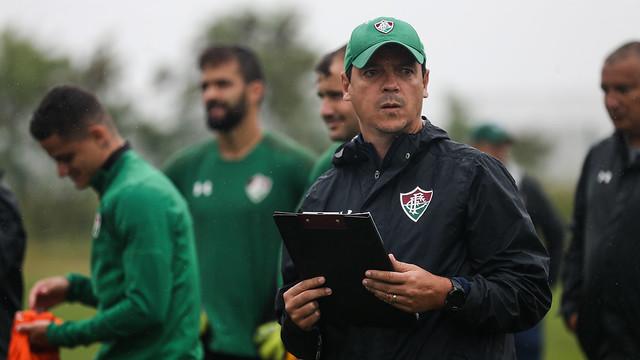 Treino do Fluminense - 14/08/2019