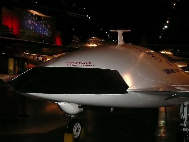 Boeing X-45A J-UCAS 00038