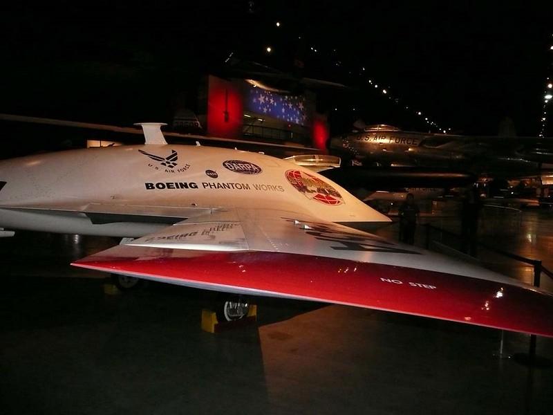 Boeing X-45A J-UCAS 00041
