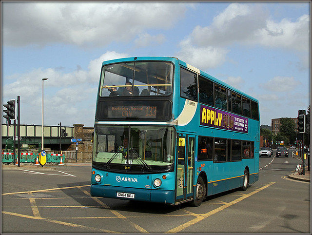 Arriva Southern Counties 6410