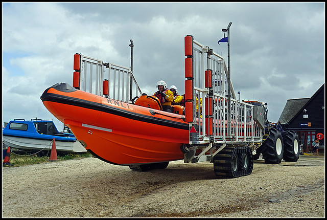 Whitstable Lifeboat