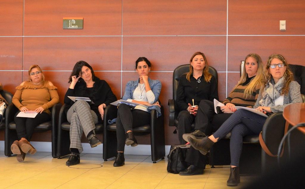 2019-08-14 SALUD: Reunión Comité Obesidad