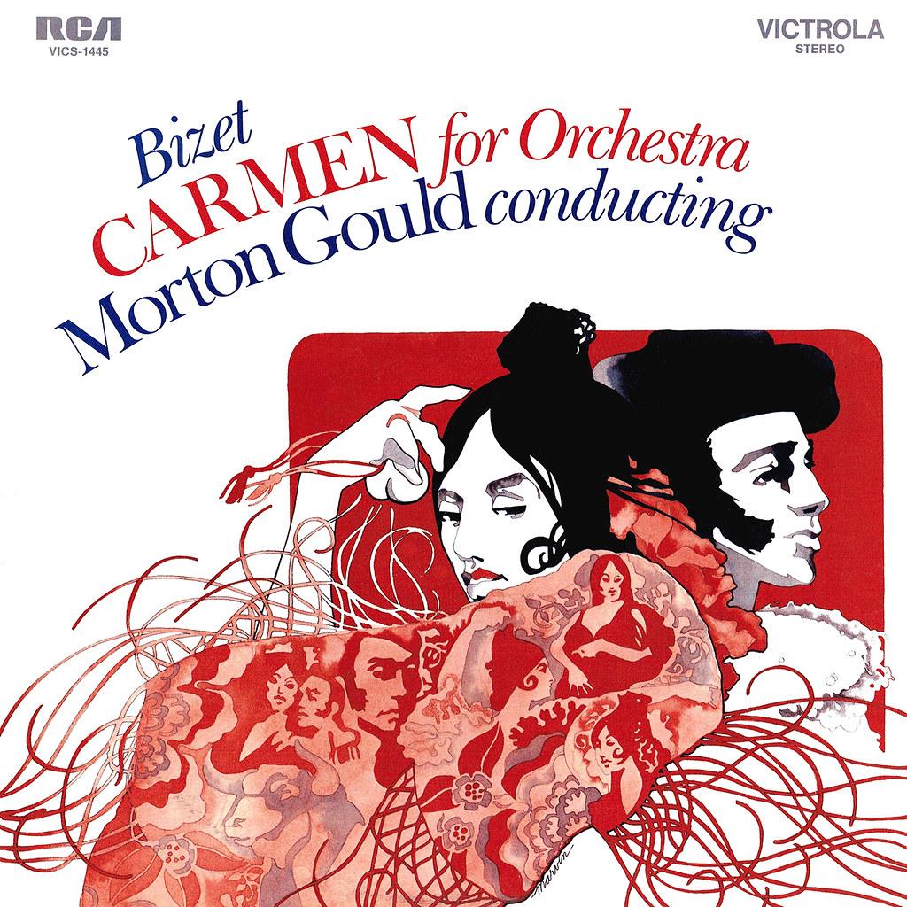 Morton Gould - Carmen for Orchestra