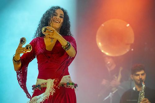 Ibrahim Maalouf invite Haïdouti Orkestar