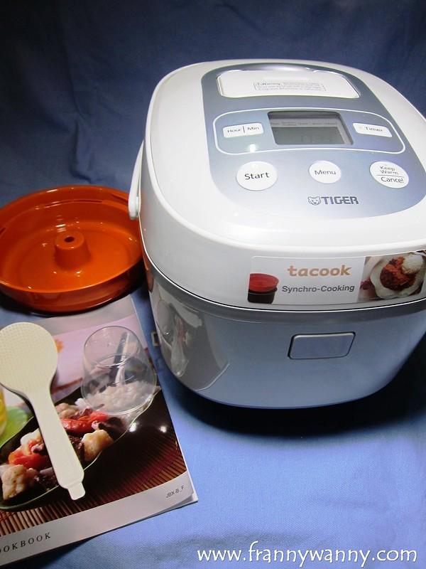 tiger tacook rice cooker 2
