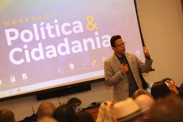 I Workshop Politica & Cidadania