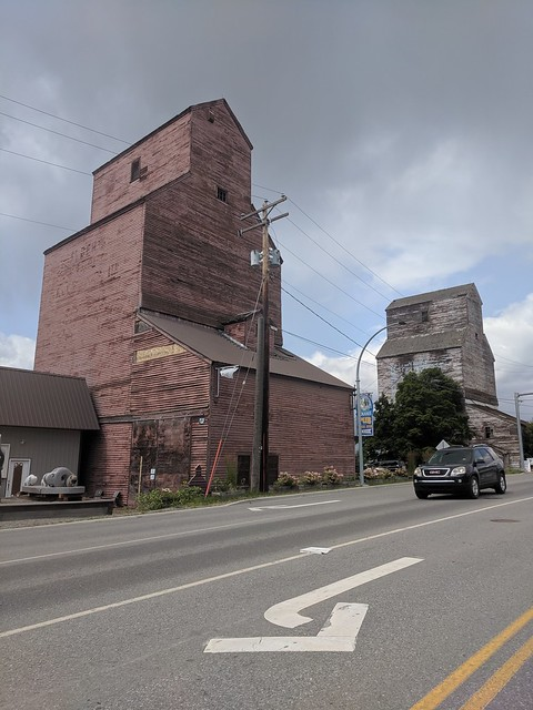 Creston Grain Elevators
