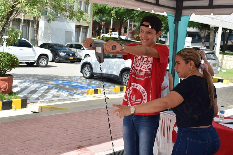 Feria Vive Uninorte Saludable