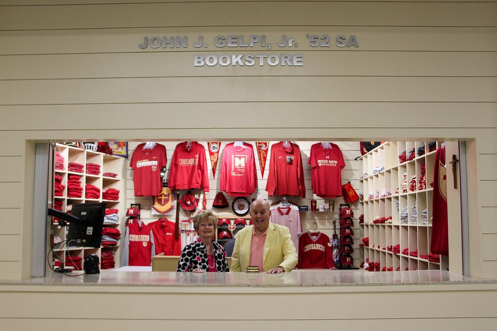 Gelpi Bookstore Dedication