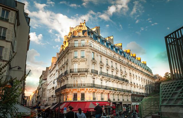 París 92 - Fachadas Nuevo Imperio