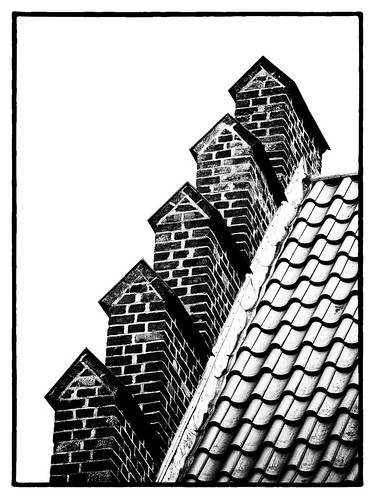 Dach / roof | by klaus.sinuett