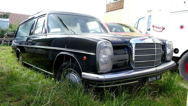 Mercedes /8 Hearse