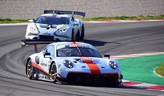 PORSCHE 911 GT3 / Roald Gohete / Stuart Hall / GPX Racing