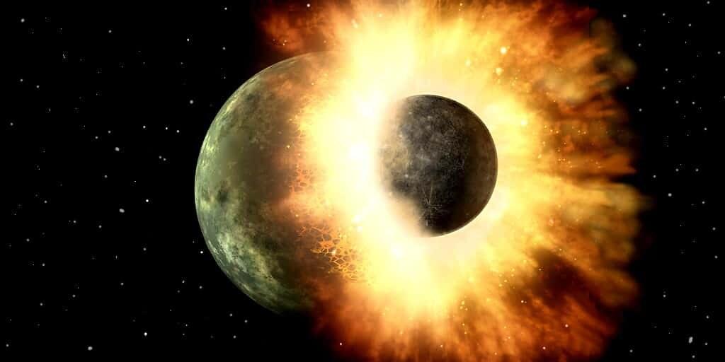 Une collision géante aurait modifié le noyau de Jupiter