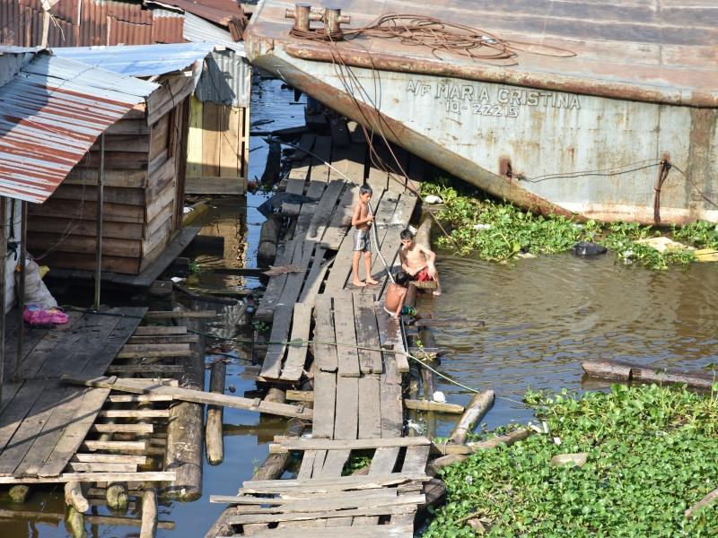 Iquitos dock
