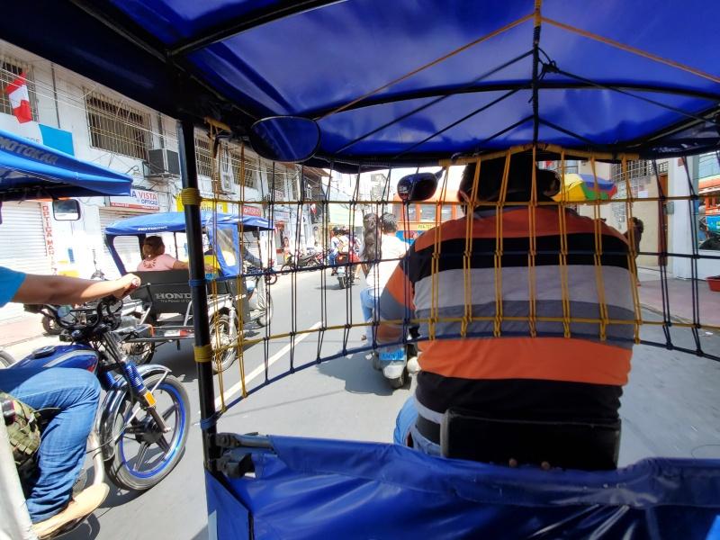 Mototaxi Ride Iquitos