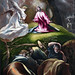 Christ on the Mount of Olives by EL GRECO 097c